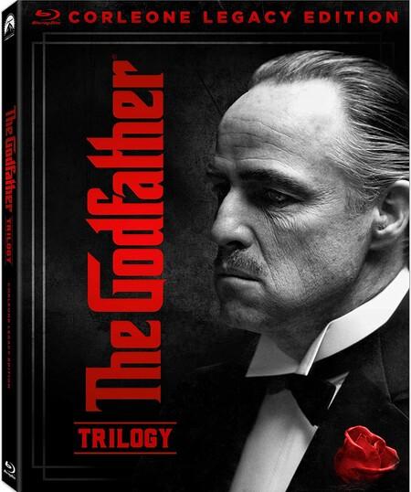 El Padrino de oferta en Blu-ray 4K en México