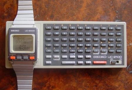 """Así se imaginaba un smartwatch """"a lo grande"""" en los años 80"""