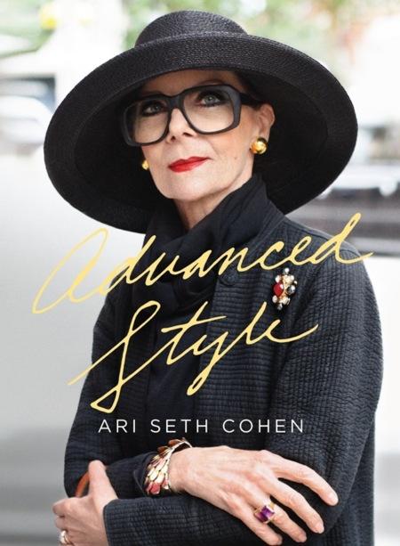 Ari Seth Cohen nos muestra a las abuelitas más chic en su libro Advanced Style