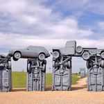 Desde coches hasta frigoríficos: así son los cinco homenajes más extraños a Stonehenge