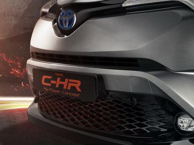 Toyota presentará el nuevo Land Cruiser y el C-HR Hy-Power Concept en Frankfurt