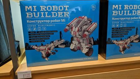 Xiaomi Mi Robot Builder Precio Oficial Mexico