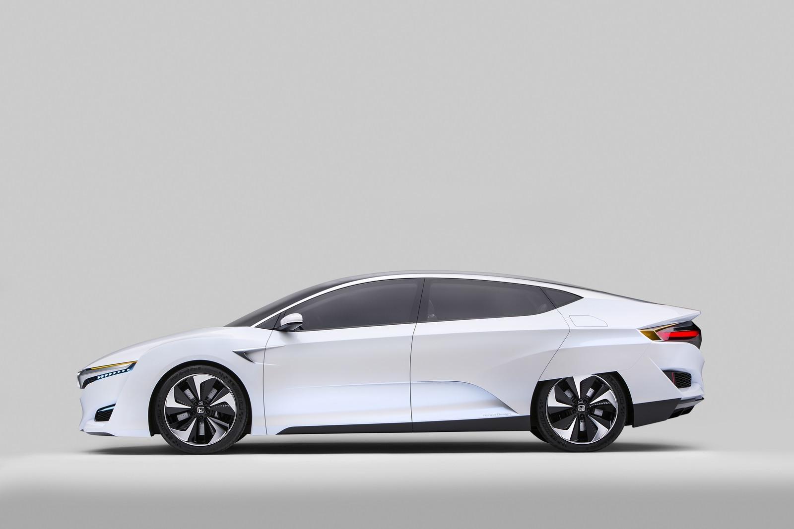 Foto de Honda FCV Concept (6/14)