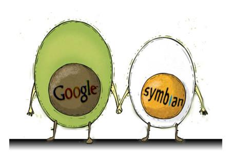 Symbian muestra interés en colaborar con Google