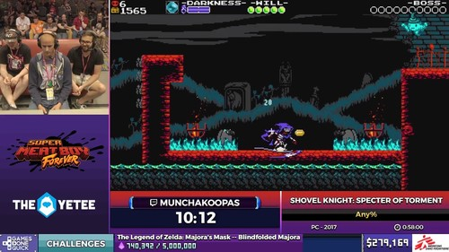 Summer Games Done Quick 2017: los speedruns son el esport de un solo jugador