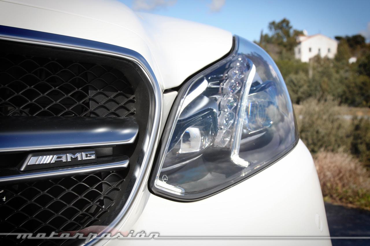 Foto de Mercedes-AMG E 63 4Matic (prueba) (39/42)