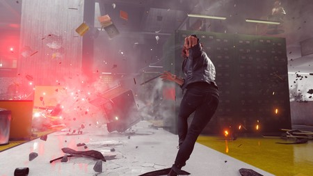 Control nos lleva por unas instalaciones que se caen a pedazos en un fascinante gameplay en 4K de ocho minutos