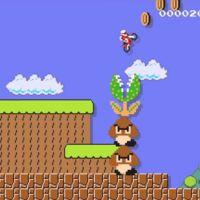 Mario se convierte en Birdo y el protagonista de Excitebike con los nuevos trajes de Super Mario Maker