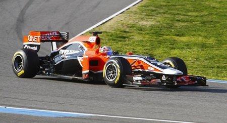 Previo Fórmula 1: Timo Glock, sufriendo en la parrilla