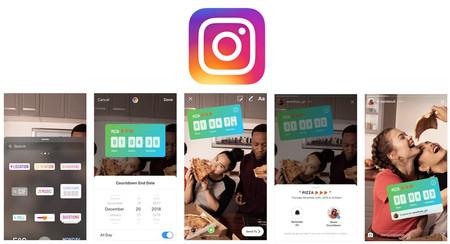 Instagram Stories Anade Cuenta Atras Respuestas Con Musica Y