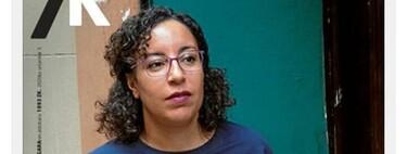 Najat El Hachmi, una de las escritoras del momento y de la que todo el mundo habla