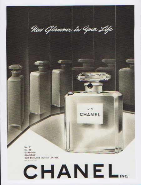 Foto de Chanel No. 5 - publicidad del 30 al 60 (3/61)