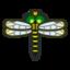 Nh Icon Bandeddragonfly