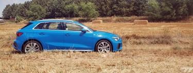 Probamos el Audi A3 Sportback: un coche tan compacto y sólido como siempre pero con un emocionante soplo de aire fresco