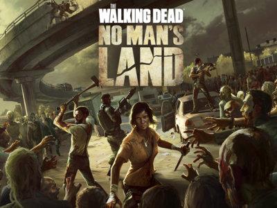 The Walking Dead No Man's Land, sobrevive a los caminantes con el juego oficial de la serie de AMC