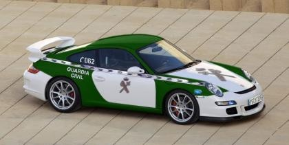 Porsche 911 GT3 Meretérica Edition