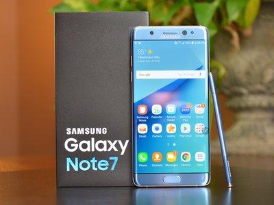 El regreso del Galaxy Note 7 reacondicionado (o FE) se espera para el 7 de julio por 615 dólares... sólo en Corea
