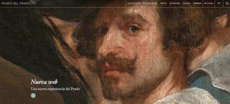 El Museo del Prado estrena nueva página web (mucho más amigable)