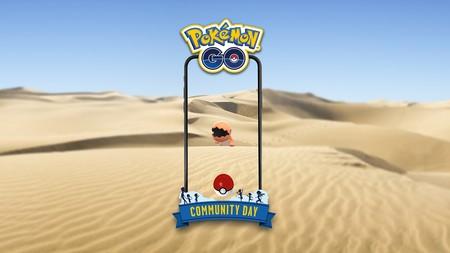 Trapinch es el Pokémon elegido para el Día de la Comunidad de Pokémon GO en octubre