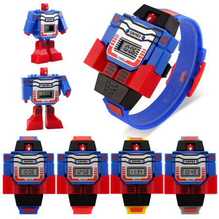 Reloj Transformer por 1,99 euros y envío gratis