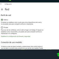 Red pública o privada en Windows 10: qué significa cada perfil de red y cómo puedes cambiarlos