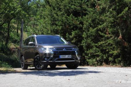 Mitsubishi Outlander Phev 115