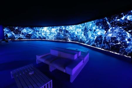 Bombay Sapphire The Art Room3