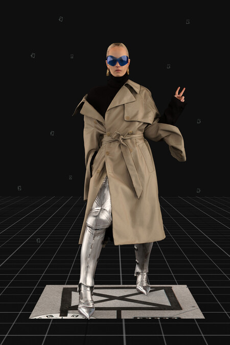 Balenciaga Fall 2021 Collection 18
