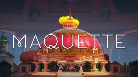Maquette es lo nuevo de Annapurna Interactive y, como casi todo lo que sacan, tiene una pintaza brutal