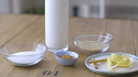 Postre de quinoa con leche y canela: receta en vídeo