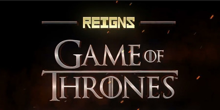 Reigns Juego De Tronos