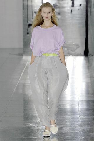 Armand Basi en la Semana de la Moda de Londres Primavera/Verano 2008
