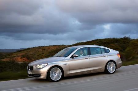BMW Serie 5 Gran Turismo, los datos y fotos oficiales