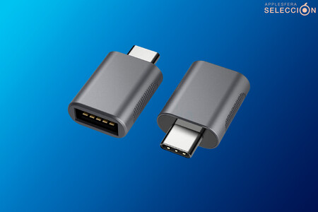 Consigue dos adaptadores USB-C a USB-A para tu iPad o MacBook por 8,49 euros en Amazon