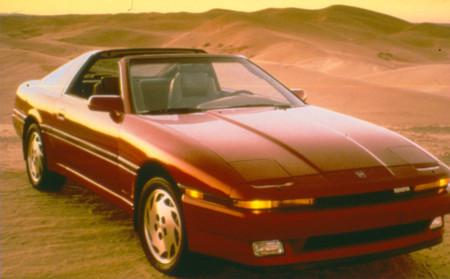 Toyota Supra de 1986