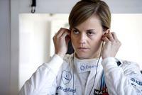 Susie Wolff será piloto oficial de pruebas de Williams en 2015