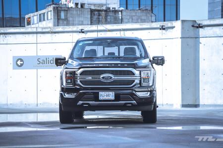 Ford Lobo 2021 Prueba De Manejo Opiniones Precio 12