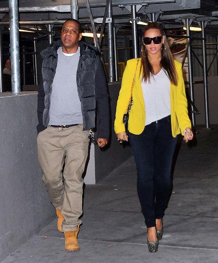 ¿Crisis navideñas? No para Beyoncé haciendo regalos a su maridísimo