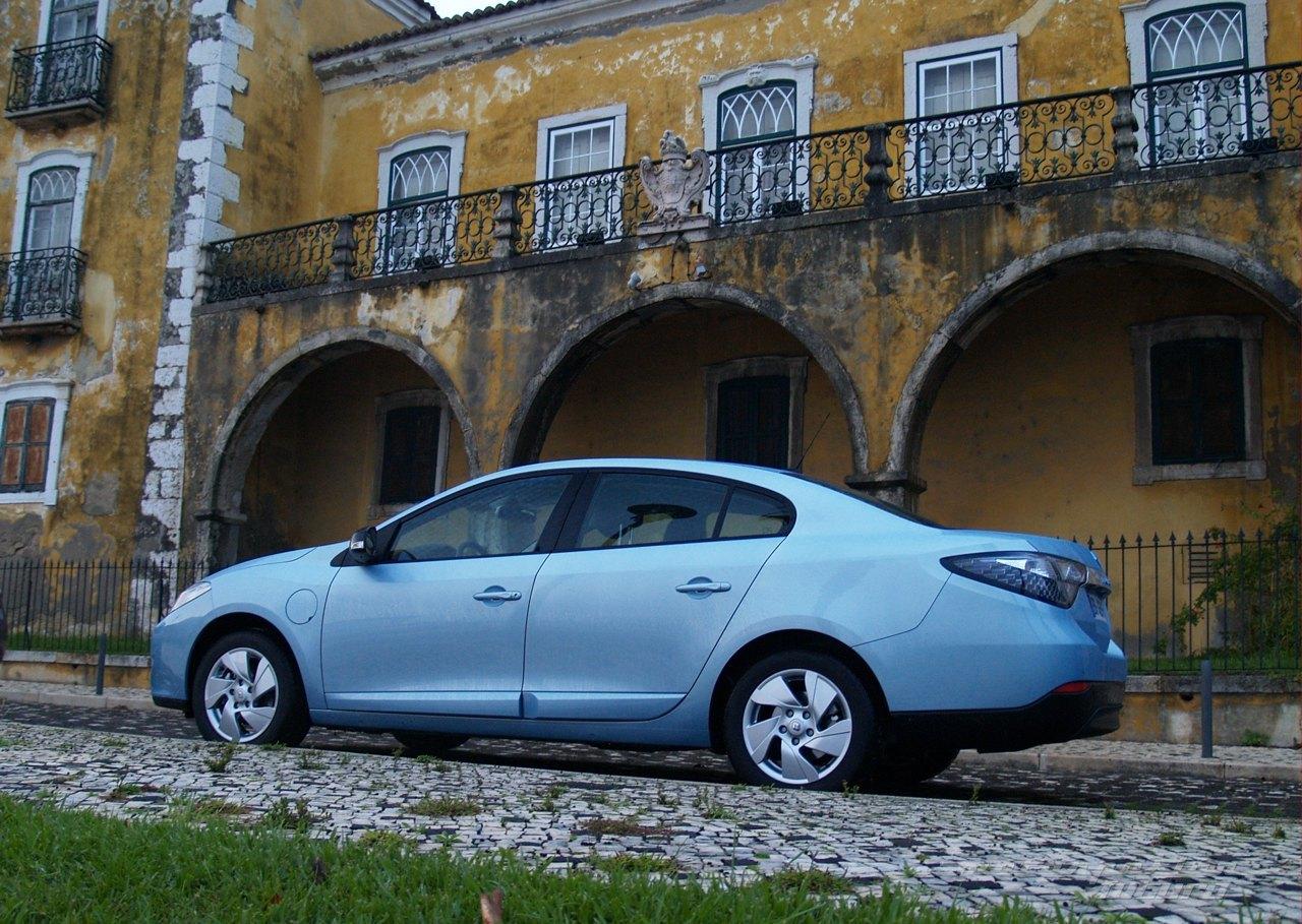 Foto de Renault Fluence Z.E. (presentación) (1/26)