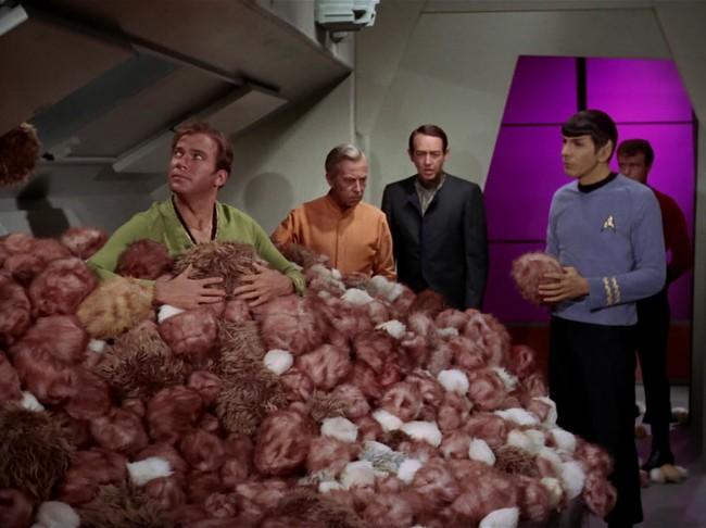 Mejores Episodios Trek Tribbles