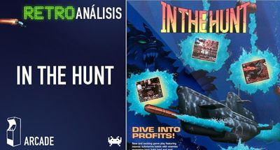 'In the Hunt' para Arcade. Retroanálisis