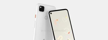 El diseño del Pixel 4a se filtra: así sería el próximo gama media de Google