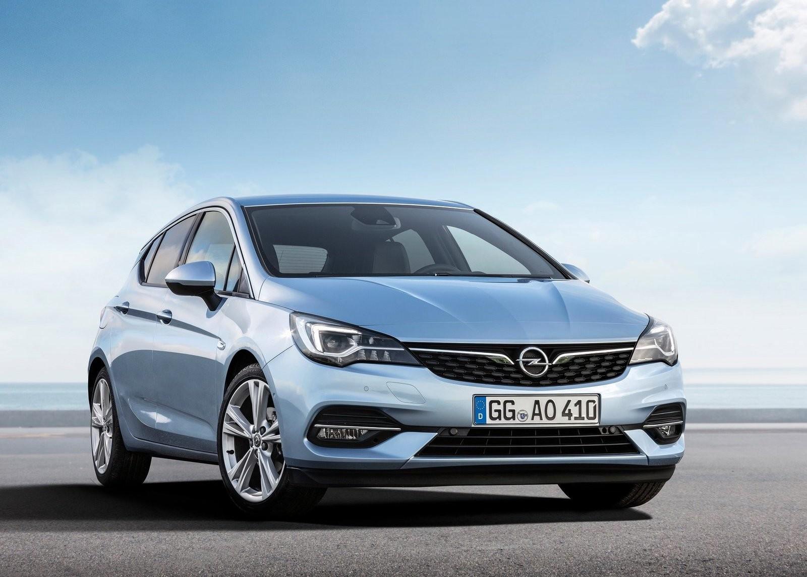 Foto de Opel Astra 2020 (1/10)