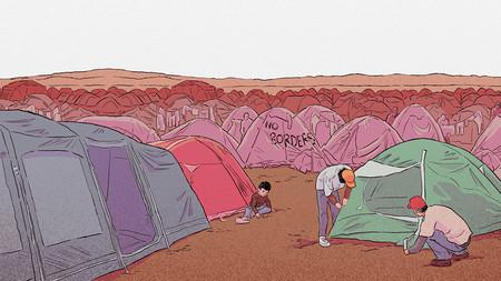 Empatizar con un refugiado sirio a través los videojuegos