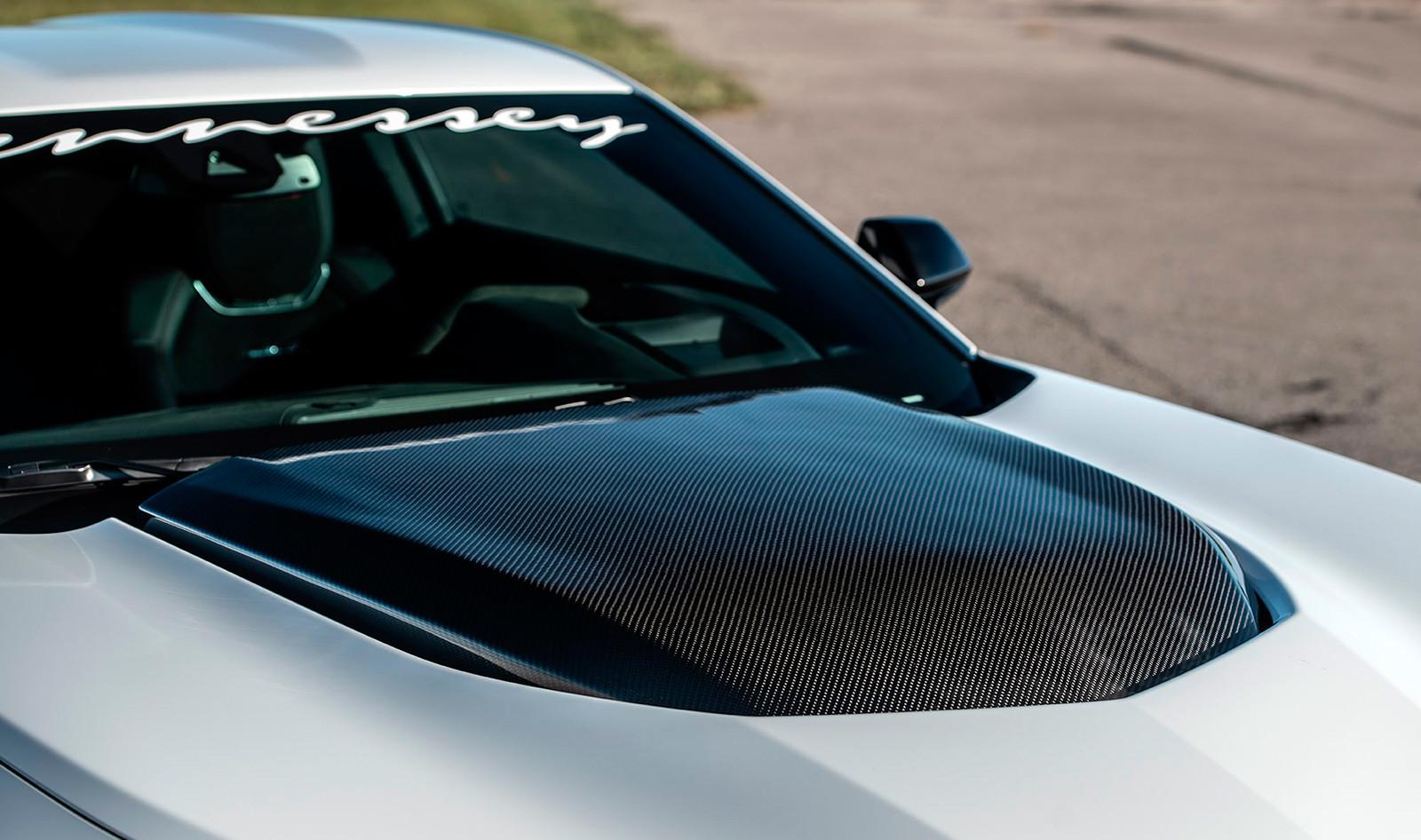 Foto de Hennessey Resurrection Camaro ZL1 1LE 2020 (10/12)