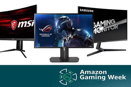 Gaming Week de Amazon: monitores Acer, BenQ y AOC para jugar a precios rebajados