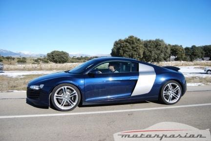 Audi R8 4.2 FSI R tronic, prueba (parte 1)
