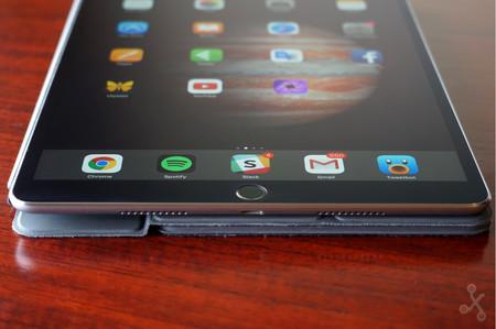 Apple lanzará iPad en 2018 sin botón home