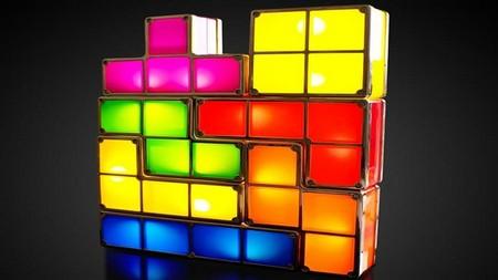 Tetris Light, lámpara para los amantes del Tetris