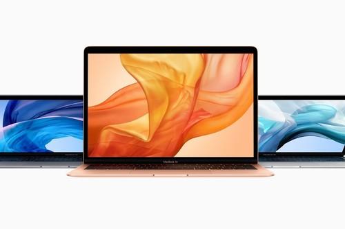 """Nuevo MacBook Air 2018: pantalla """"sin marcos"""", Retina Display y TouchID para el portátil más querido de Apple"""